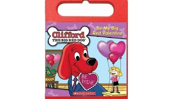 Clifford Be My Big Red Valentine Grandparents Com