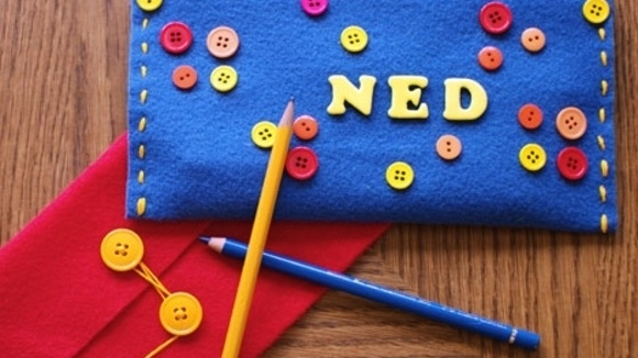 Back To School Crafts Grandparents Com