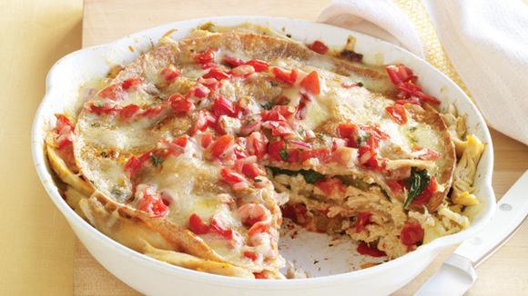 Quesadilla Pie - Grandparents.com