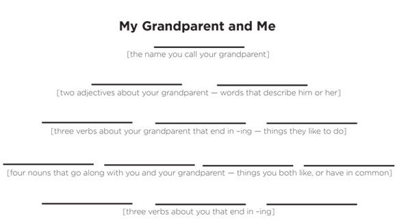 Grandparents Day Diamond Poem Grandparents Com