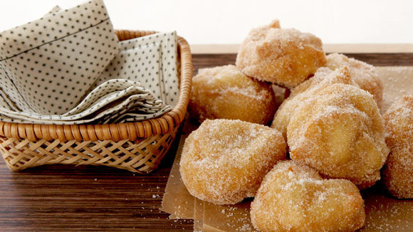 Cinnamon Beignets - Grandparents.com