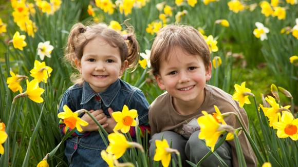 30 Fresh Ideas For Spring Fun Grandparents Com
