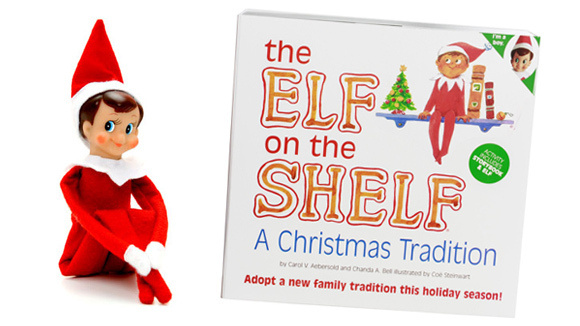 "Minutes with ""The Elf on the Shelf"" author Carol Aebersold ..."