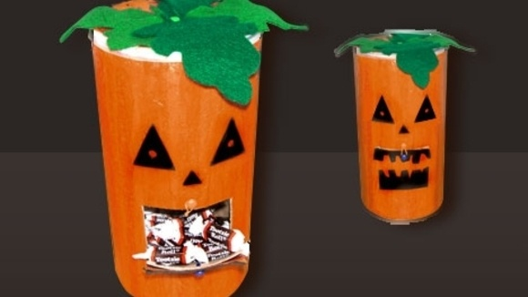 Halloween Crafts for Kids to Make at Home