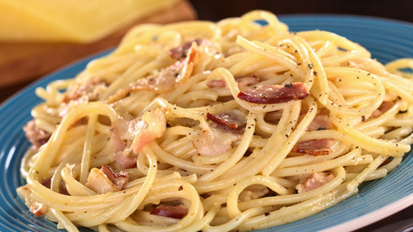 Spaghetti alla Carbonara - Grandparents.com