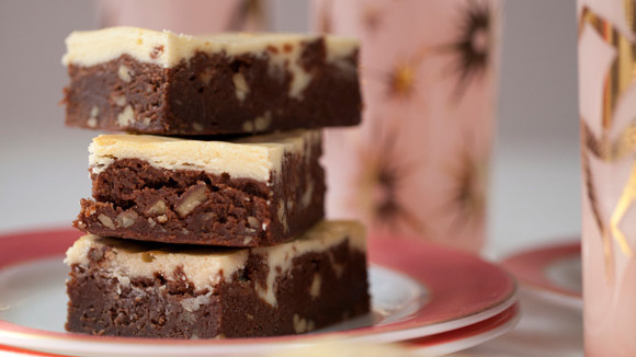 German Chocolate Cream Cheese Brownies - Grandparents.com