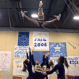 the dangers and risks of cheerleading Cheerleading competition routines that include frequently dangerous stunts and complicated gymnastic moves are on the rise as the stunts get more complicated, the risks and dangers increase while the american association of cheerleading coaches and administrators has outlined safety guidelines, accidents still occur.