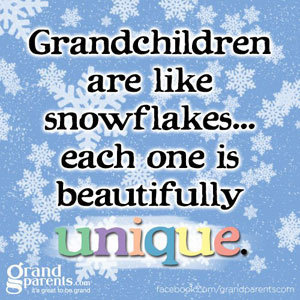 Grandparents Raising Grandchildren: Winter Thought