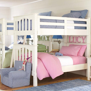 Ideas for decorating kids 39 rooms for Coed bedroom ideas