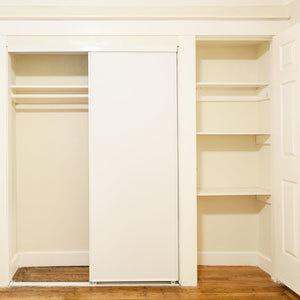 Empty Closet Working Cupboard In Bedroom 1 Start From Zero