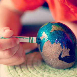 10 artsy rock crafts for kids for Painting craft projects
