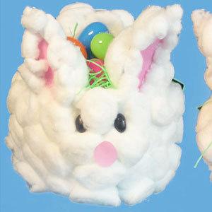 9 easter egg crafts grandparents fluffy bunny easter basket negle Image collections