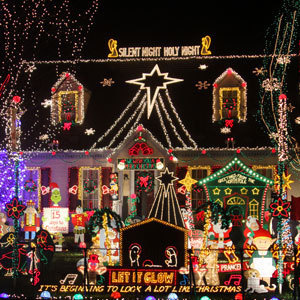 Marvelous Tacky Lights Tour