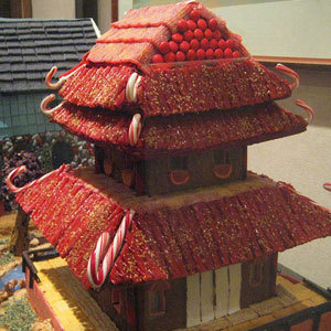 Unusual Gingerbread House Ideas House Ideas - Gingerbread house garage