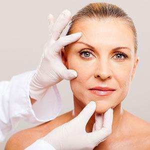 Anti-aging facial procedures
