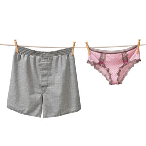 c784fe74e The heat of the dryer is murder on the elastic in your bras and underwear