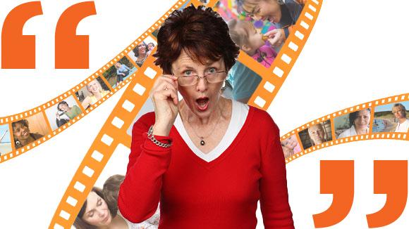The Grandparent Movie Quote Quiz