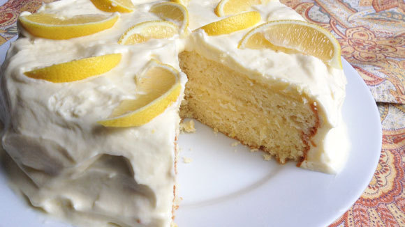 Cake Recipes Using Lemon Curd: Grandparents.com