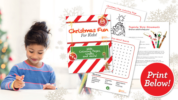 Grandkids' Big Book of Christmas Fun! - Grandparents.com