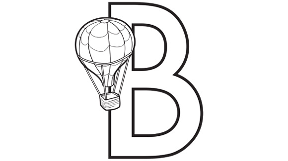 Alphabet Series: B
