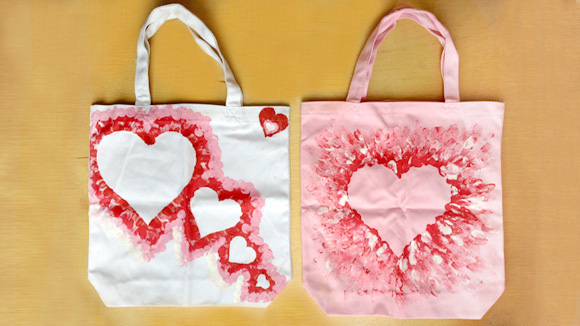 fingerprint heart tote bags - grandparents, Ideas