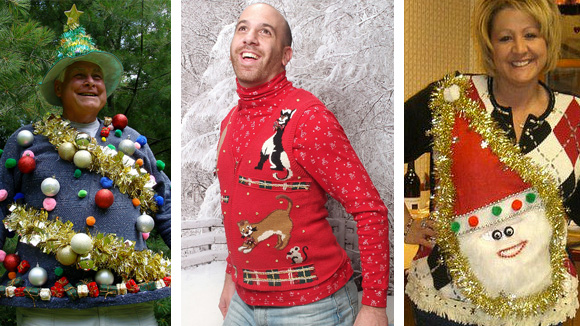 Best Ugly Christmas Sweater.10 Best Ugly Christmas Sweaters Considerable