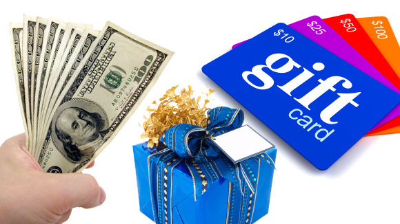 What to do with gift cards you wont use grandparents we found websites where you can trade them in for cards you do want or get some cash instead negle Gallery