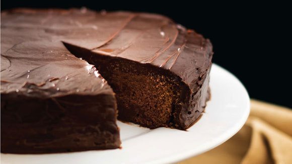 Deadly Chocolate Cake