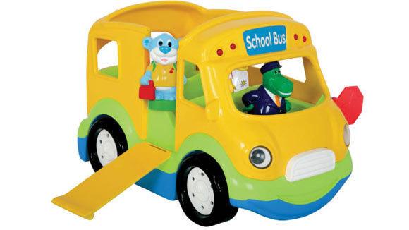 baby genius sing-along school bus by tollytots