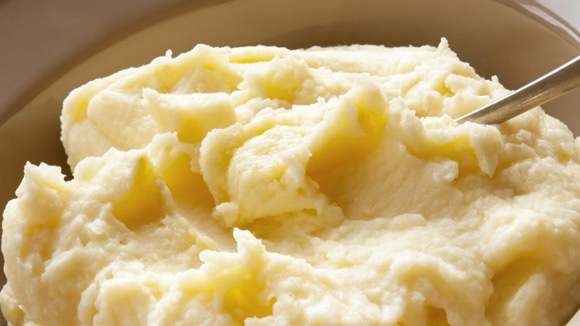 Buttery Buttermilk Mashed Potatoes - Grandparents.com