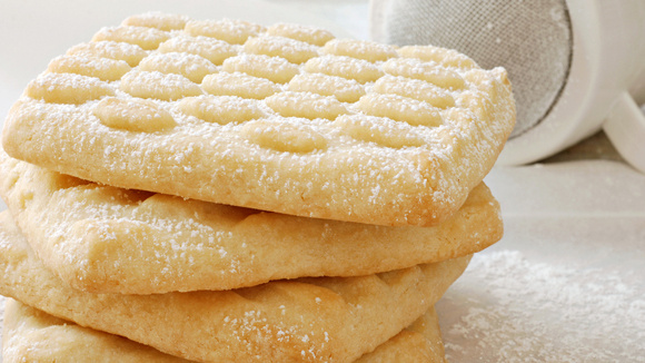Sarabeth Levine's Shortbread Cookies - Grandparents.com