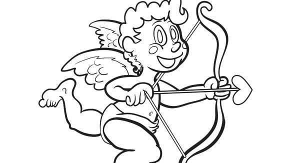 help you grandkids celebrate valentines day with this free printable coloring page