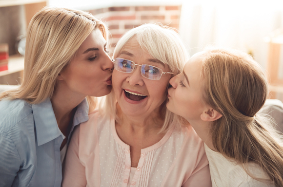 7 unbreakable laws of grandparenting | Considerable