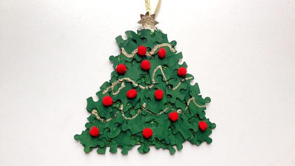 Ribbon On Christmas Tree Decorating Ideas