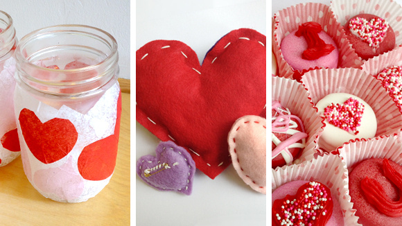 10 valentines day crafts to do with kids - Valentine Day Crafts For Kids