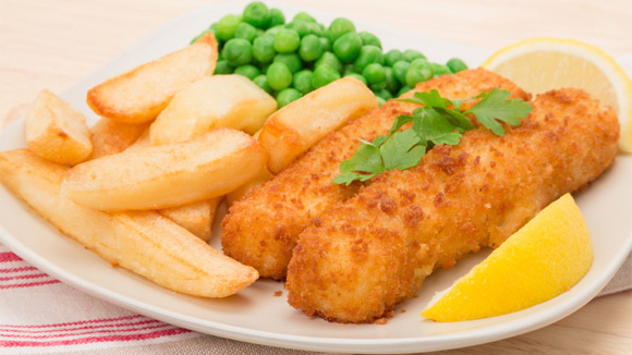 Oven fried fish sticks for Fish stick brands