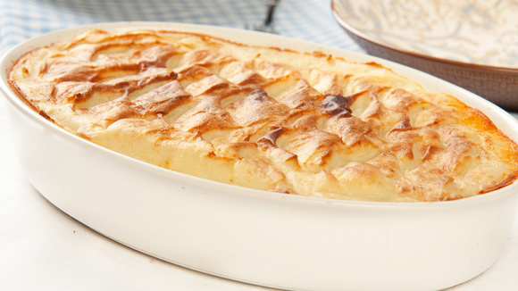 Mashed Potatoes Au Gratin - Grandparents.com
