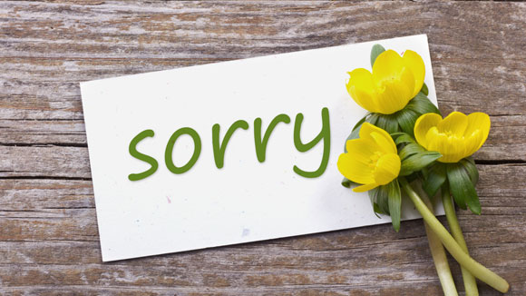 When an apology isn't enough | Considerable