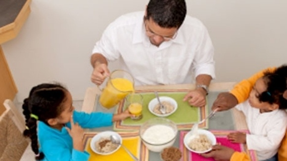 Good Table Manners For Kids