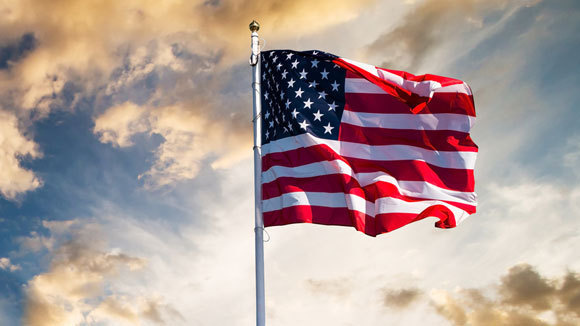 8 fun facts about the american flag for Good facts about america