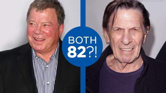 Celebrity birthdays: Who knew they were the same age