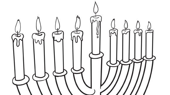 Hanukkah Series Menorah Grandparentscom