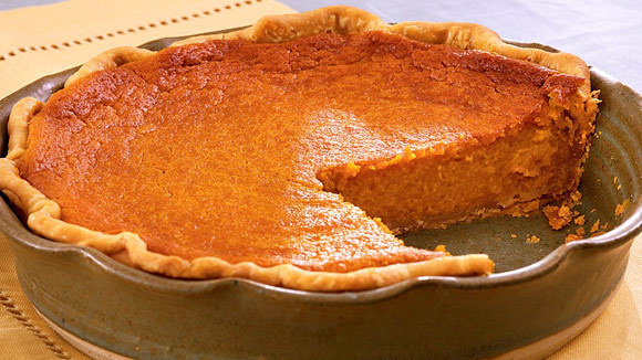 Roasted Sweet Potato Pie - Grandparents.com