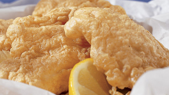 Gluten Free Batter Fried Fish