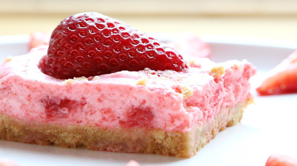 Strawberry Squares - Grandparents.com