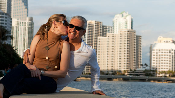 best cities for dating over 50