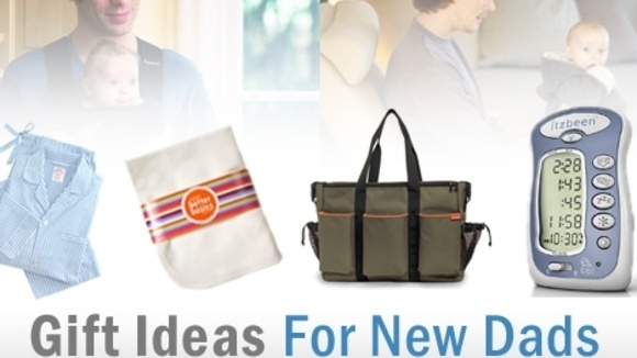 Gift Ideas for New Dads - Grandparents.com