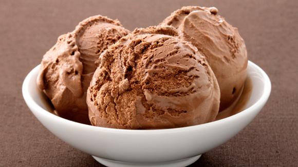 chocolate ice cream. Black Bedroom Furniture Sets. Home Design Ideas
