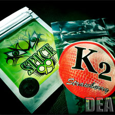 synthetic marijuana k2