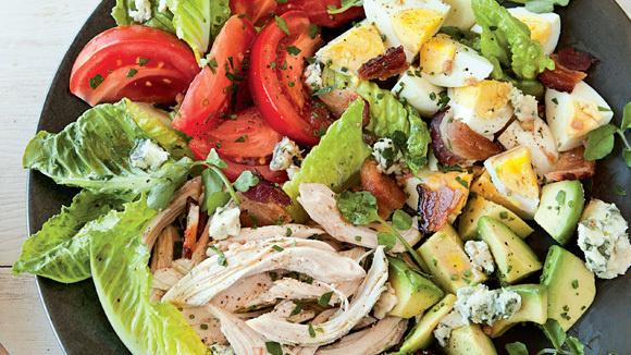 Classic Cobb Salad - Grandparents.com